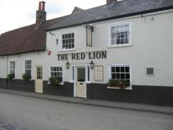 Red Lion Pub water Bill