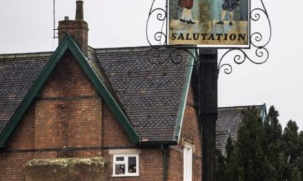 Salutation for The Salutation – Camra Pub of the Year