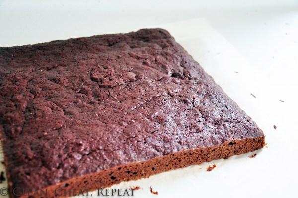 Skinny FudgyCakey Beetroot Brownie Bites Cheat  Clean