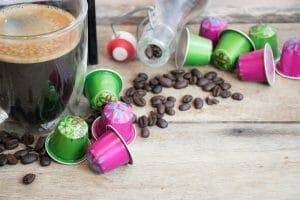 Nespresso Coffee Pods, Cleancorp