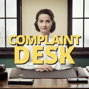 Cleaning Complaints Desk