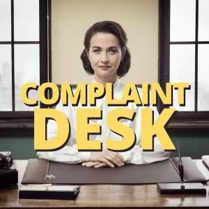 Cleaning Complaints Desk