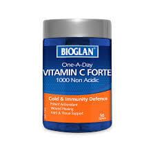 Bioglan Vitamin C, Cleancorp Bioglan Vitamin C