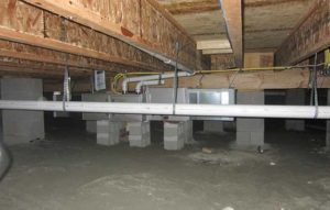 Crawl Space Cleaning Puyallup