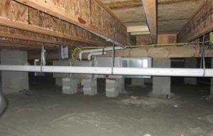 Crawl Space Cleaning Yelm, WA
