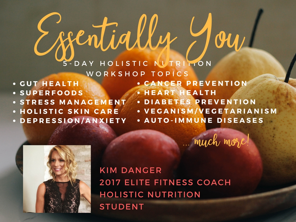 Holistic Nutrition Workshop