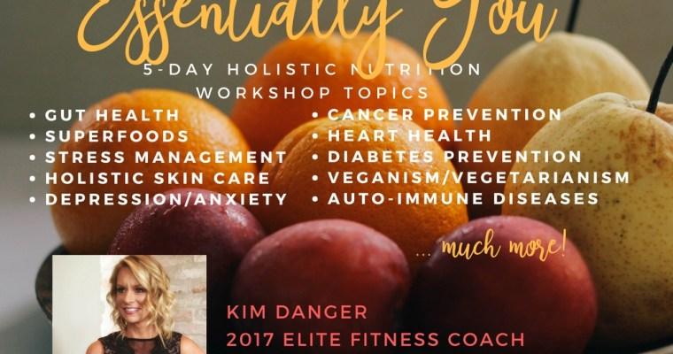 Holistic Nutrition Workshop