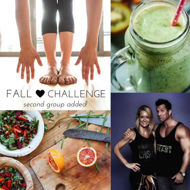 October Challenge Group