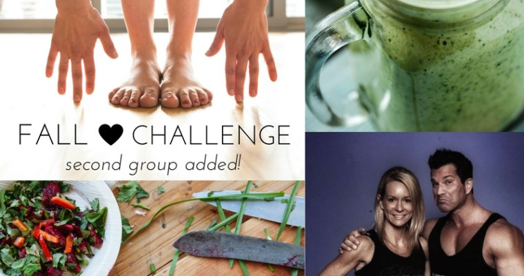 October Challenge Group