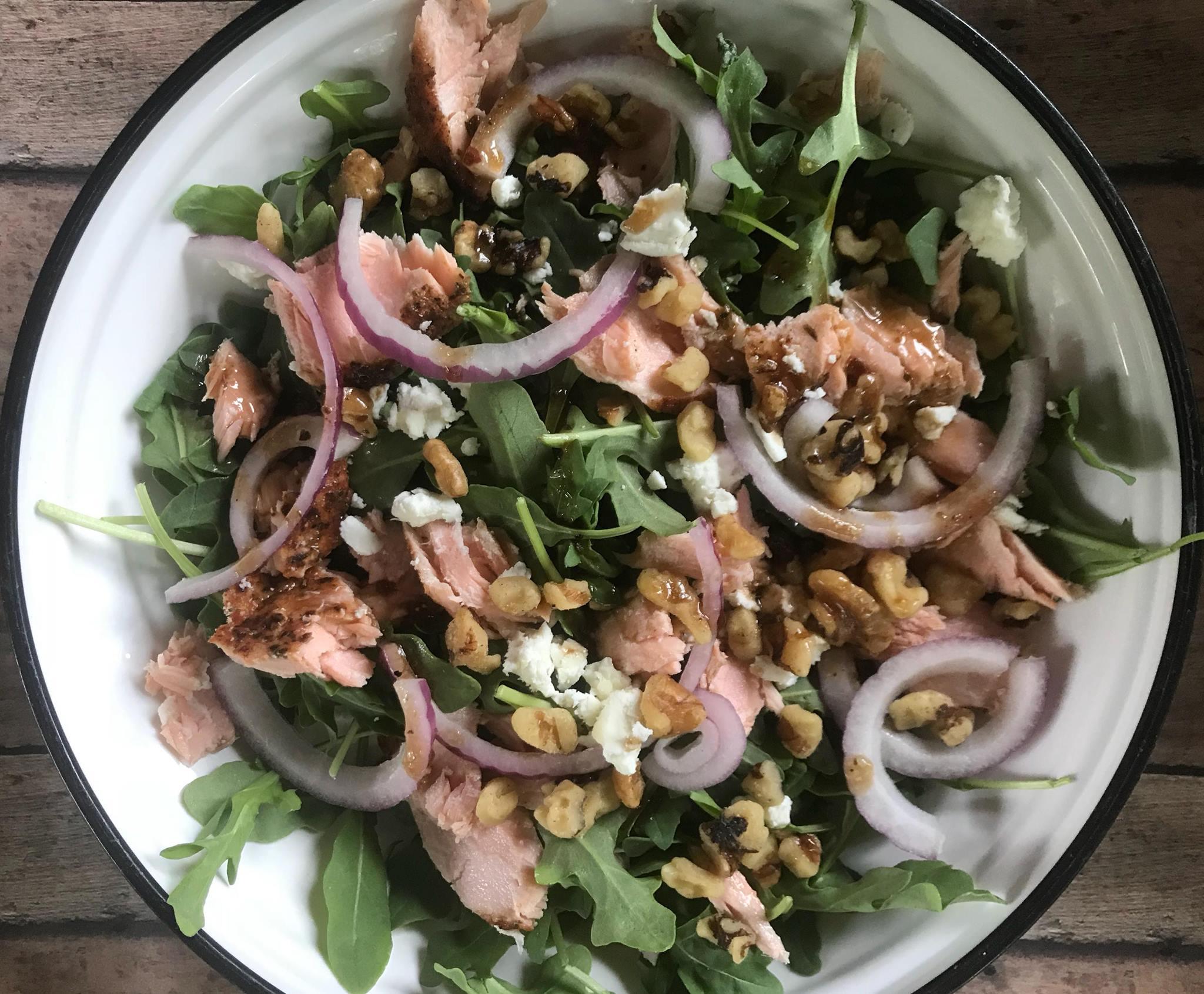 Easy, Quick Salad Recipes