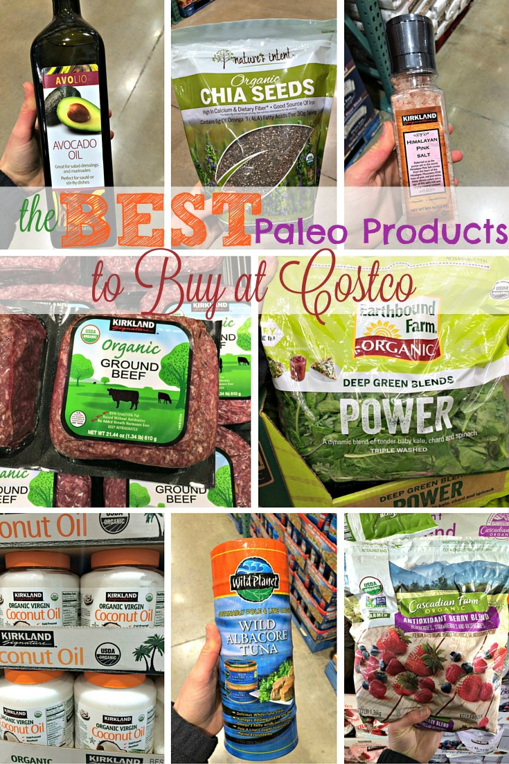 the best paleo products