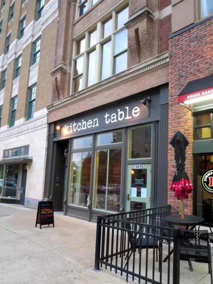 Omaha Eats Kitchen Table  Blogger MeetUp  Clean Eating