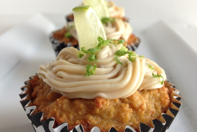 Key Lime Muffincakes
