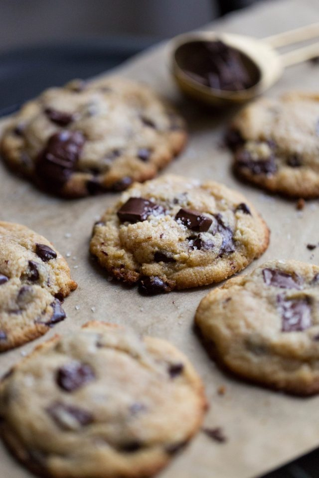 Keto Chocolate Chip Cookies Clean Eating With A Dirty Mind