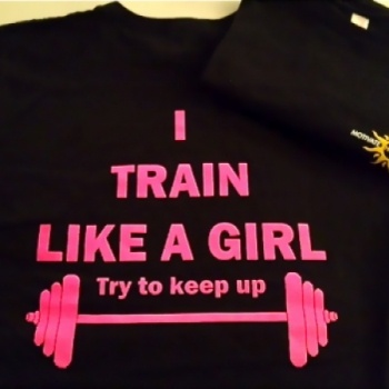 Train Like A Girl