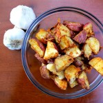Parmesan Roasted Red Skin Potatoes