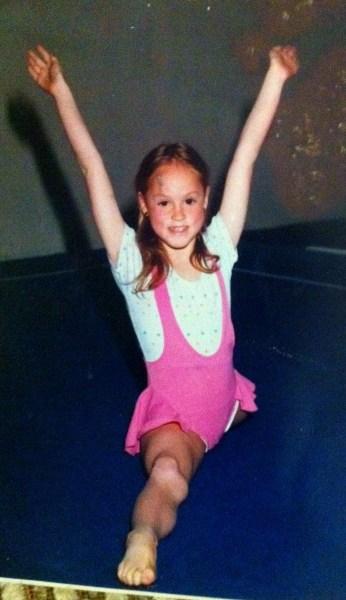Meg Gymnast
