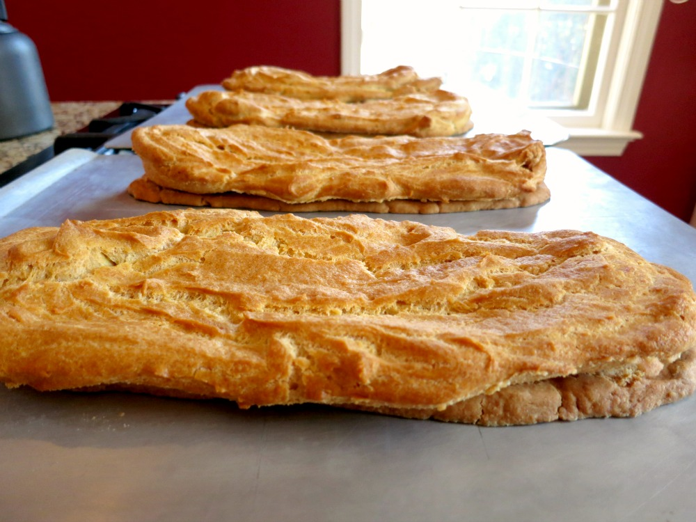 Puff Pastry Cooked