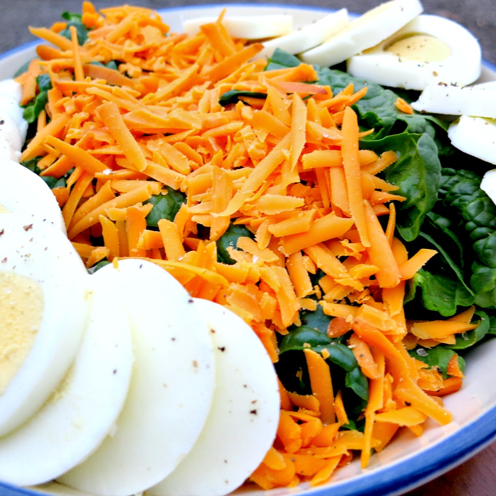 Spinach Salad FMF2