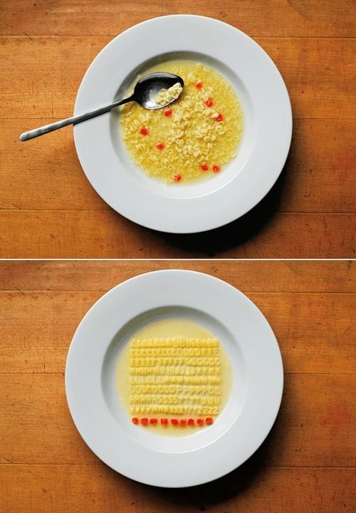 OCD Soup