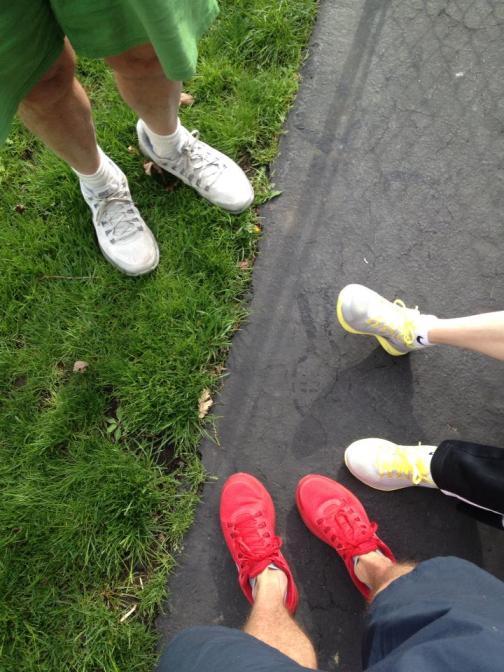 Running FamilyB