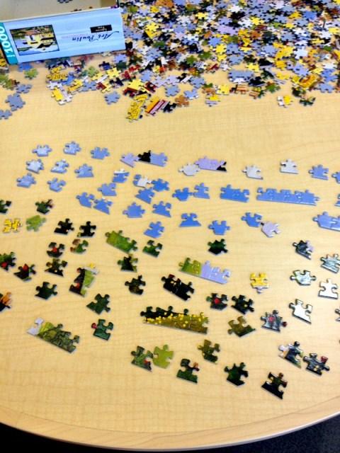 Puzzle Cleveland Clinic Post Meg