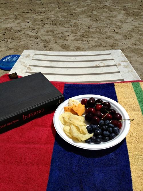 Beach Snack Plate A