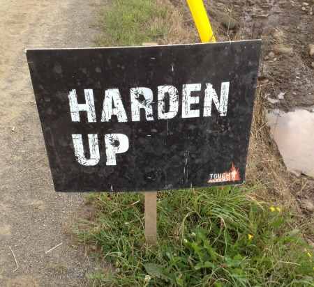Harden Up