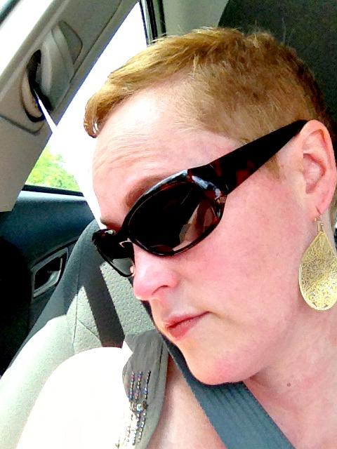 Meg Blonde July 2013