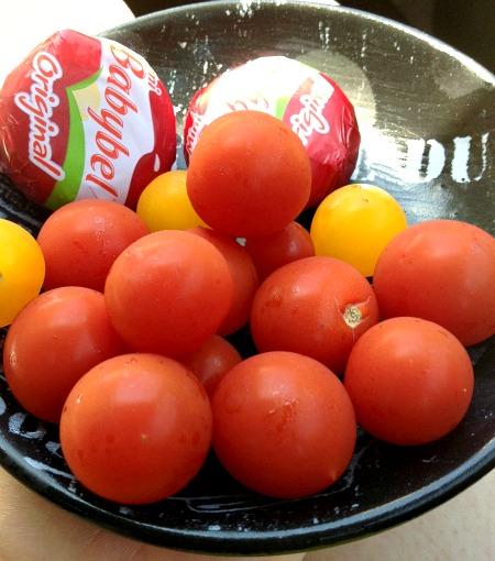 Grape Tomatoes Snack
