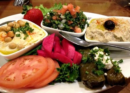Mediterrenean Salad