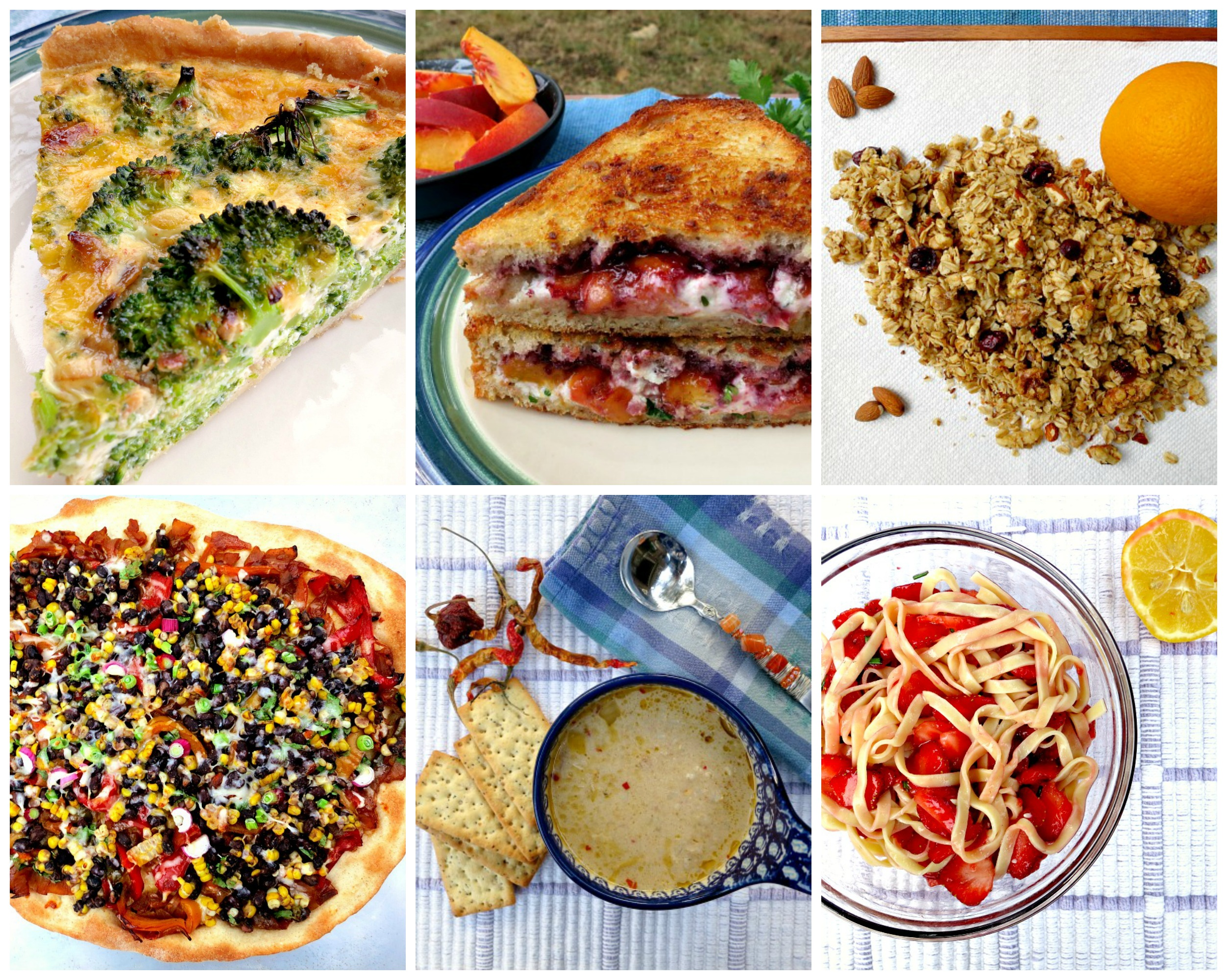 2013 Recipe Collage