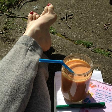 Sunpatch, Beet Juice and Lists