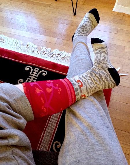 Sweats and Socks