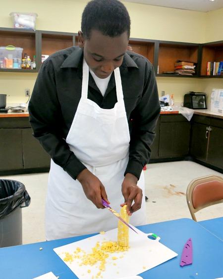 Ginn Academy Cooking Class B