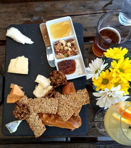 Humble Wine Bar Cheese Board