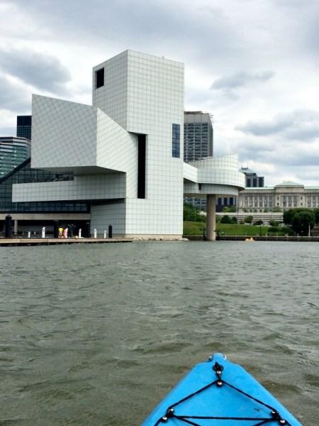 Kayaking & The Rock Hall