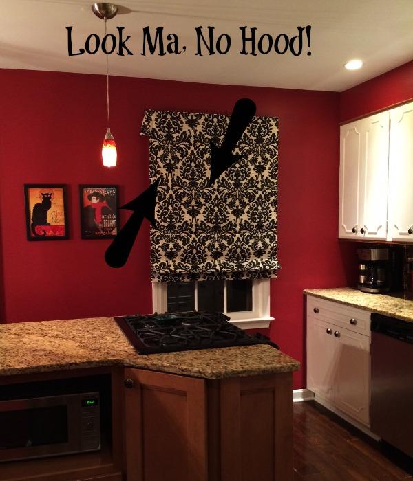 Hoodless Kitchen Stuff