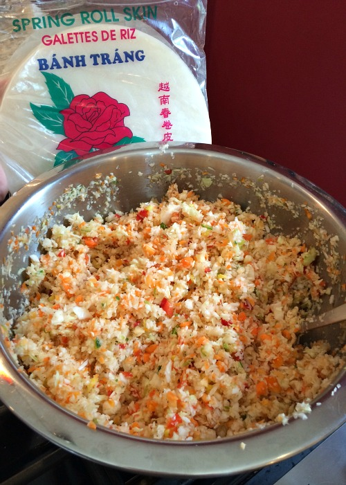 Spring Roll Mix