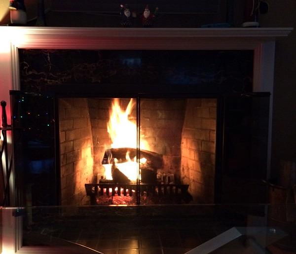 Christmas 2014 Fire
