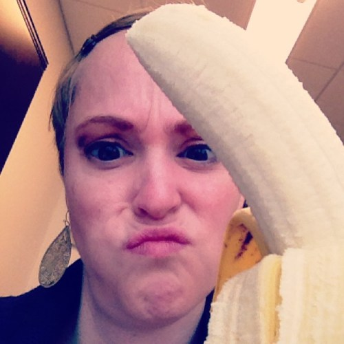 Interrupted Public Banana