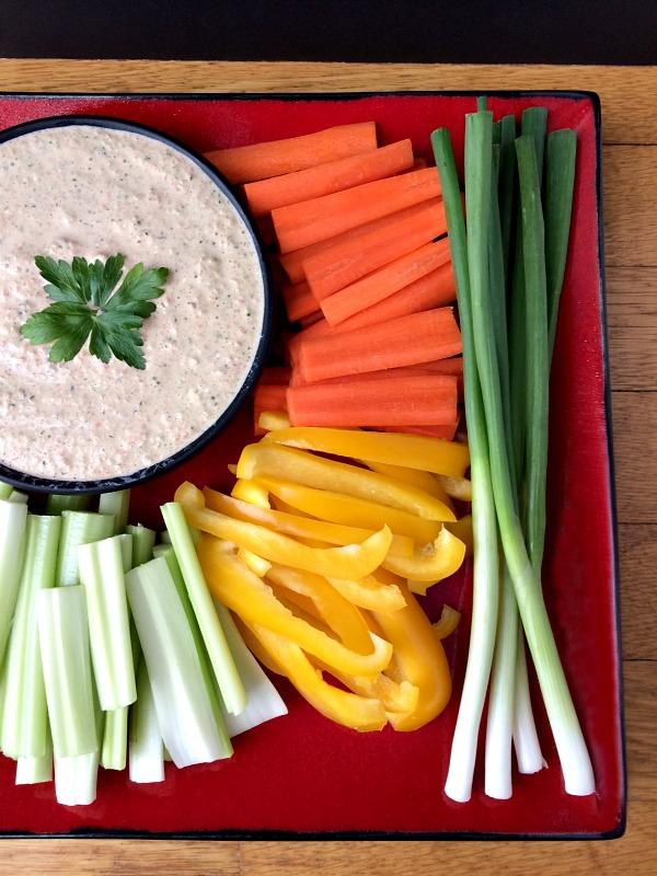 Healthy Garlic & Dip Herb