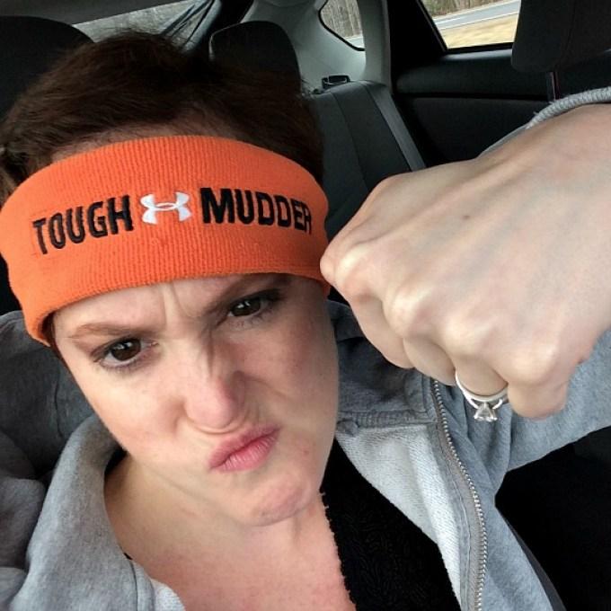 Meg Tough Mudder