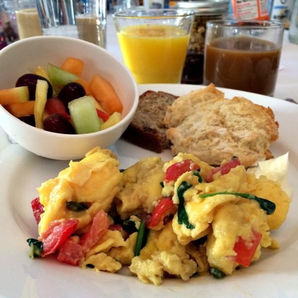 Blend 2015 Saturday Morning Breakfast