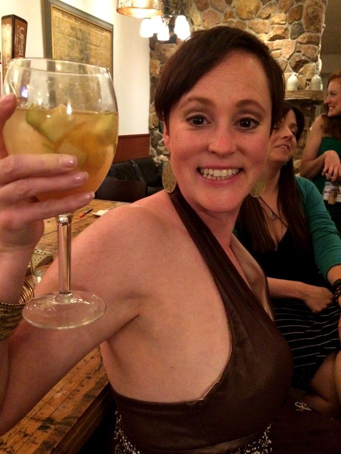 Meg Blend 2015 Post Cocktail Hour Drinks