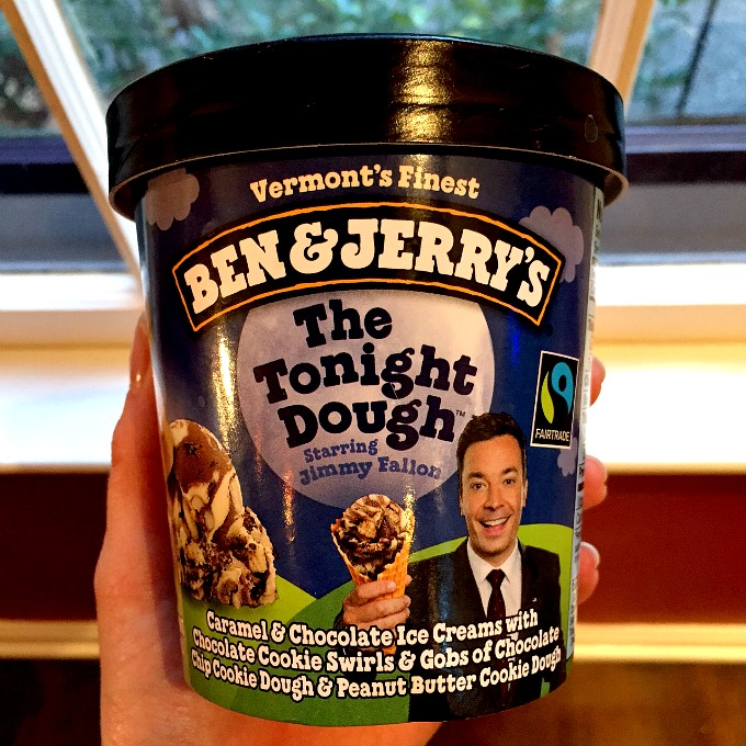 Ben & Jerry's The Tonight Dough