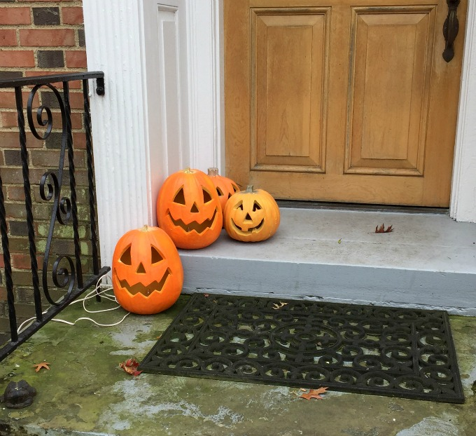 Halloween Decorations Pumpkins