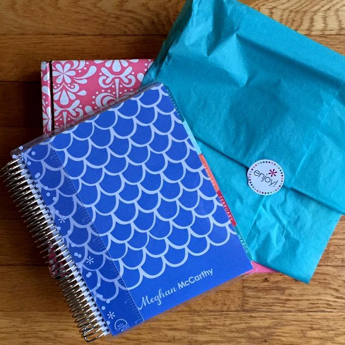 Erin Condren 2016 Calendar and Planner
