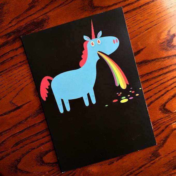 Rainbow Spewing Unicorns