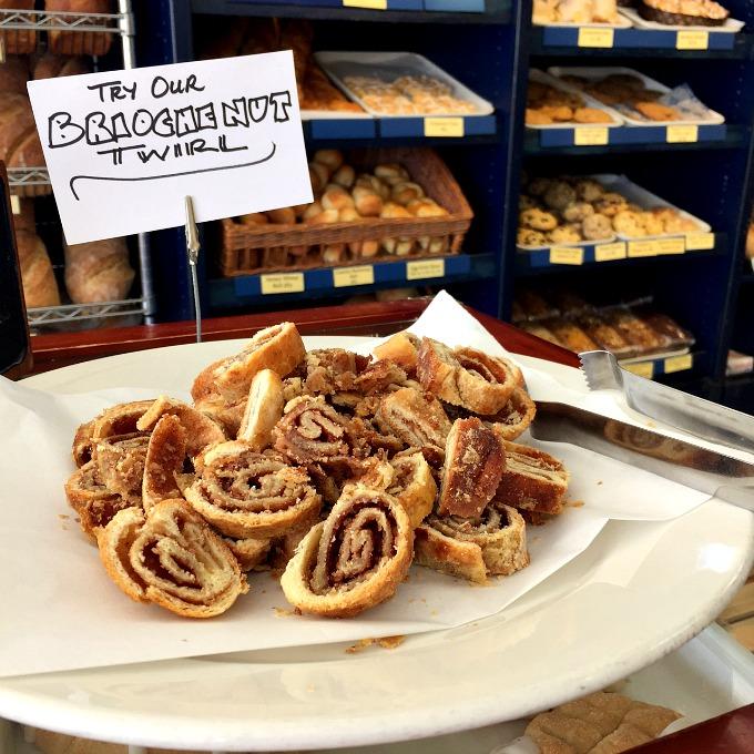 Breadsmith Brioche Nut Twirl